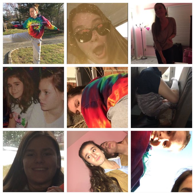 Happy 16th birthday to one of the most psychotic people I\ve ever met love you kaka