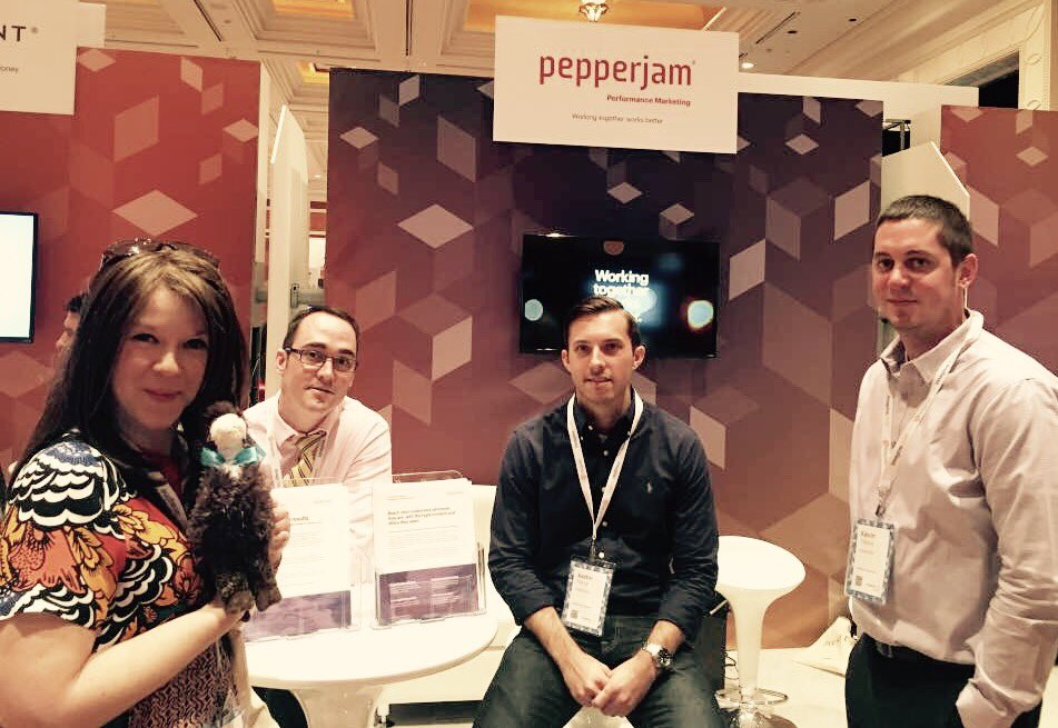 pepperjam: Stop by booth 525 to say hello! We would love to chat :) #Imagine2016 #ImagineCommerce https://t.co/lf5d8FY37B