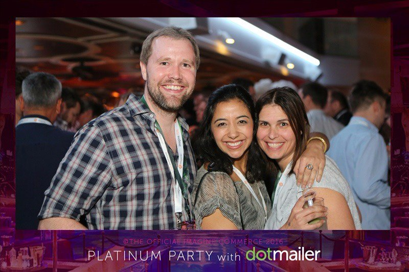 temando: VP APAC Fran Eriera had a ball w/ @braintree last night at @dotmailer's Platinum Party 🎉 #magentoimagine https://t.co/uws7r07ewd