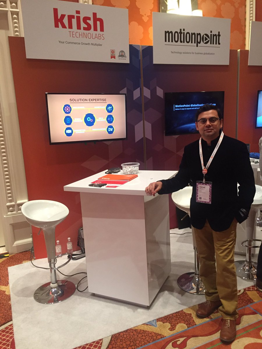 vatsalshah: #MagentoImagine a great beginning of the day 2 of conference @magentoimagine https://t.co/UnHinyQbH0