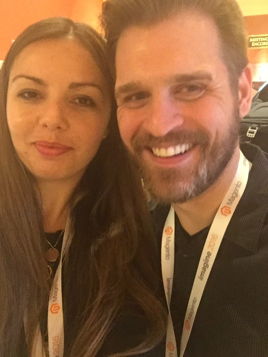 elena_a_leonova: Just met the famous @SteveAtMagento at #MagentoImagine. https://t.co/NH1Gi73a2s