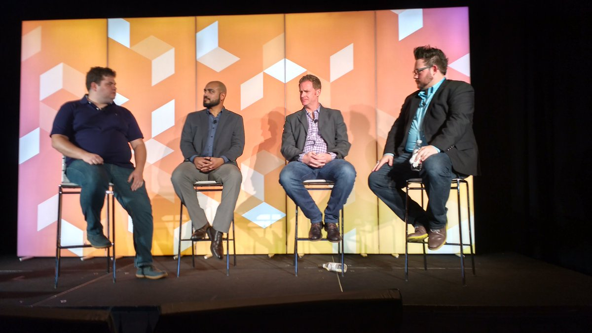 avstudnitz: Thanks to Alex Cramner for talking openly about a data breach which happened in his shop. #MagentoImagine https://t.co/glVSn8gE5v