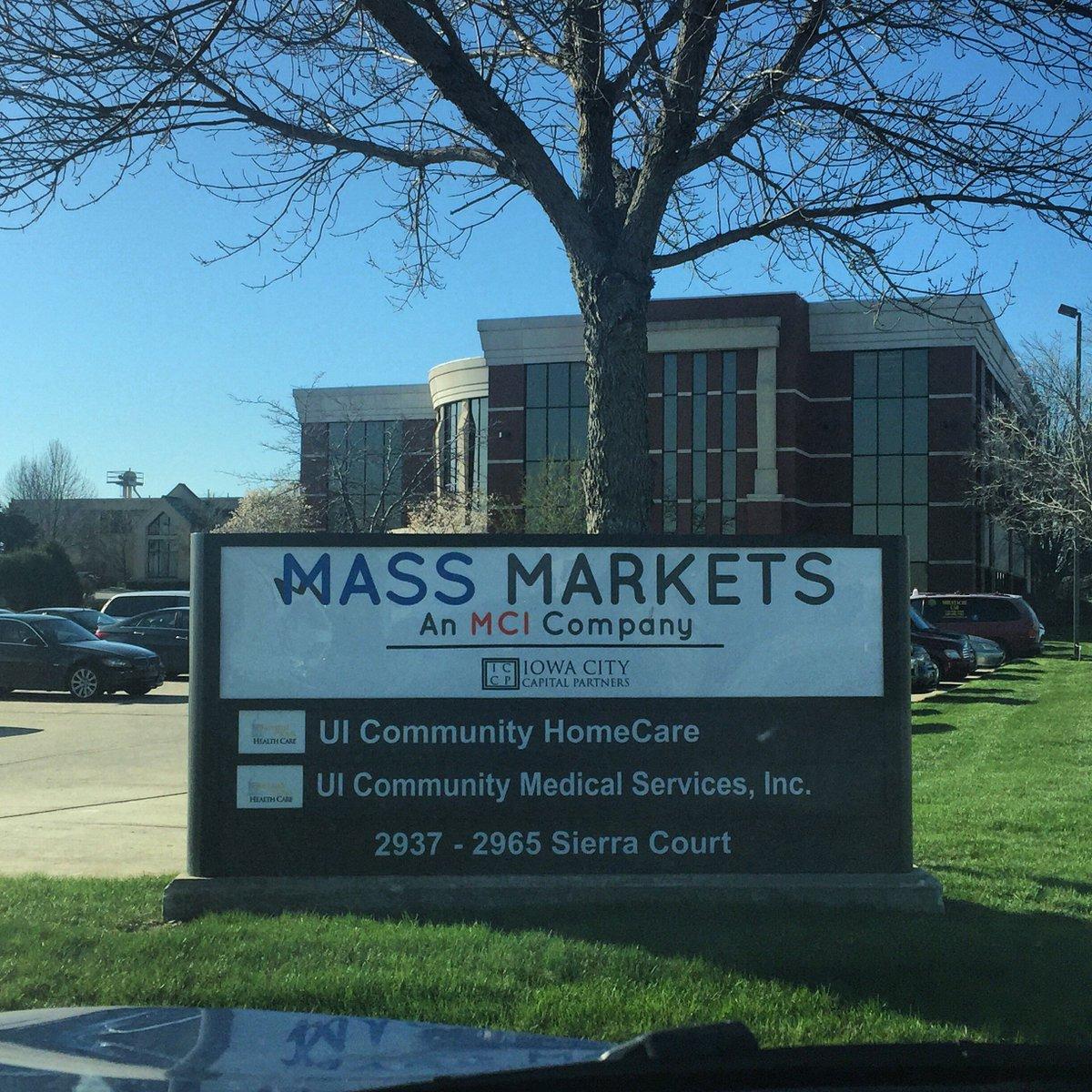 #MassMarkets HQ = #XAAS #BPO #omnichannel #sales & #custserv #contactcenters in the #USA https://t.co/6lw7oODfcc https://t.co/5IOz1x8bg5
