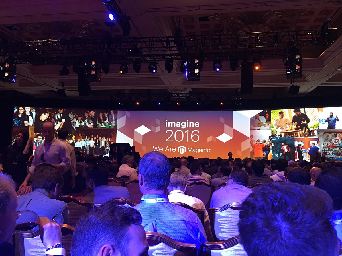 ebizmarts: Magic Johnson to close #MagentoImagine day 2 in 5 minutes! https://t.co/3o8WhuGA2L