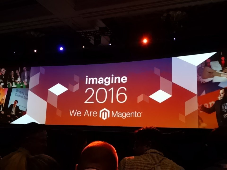 barbanet: Almost ready. #MagentoImagine https://t.co/w57pnnyuCb