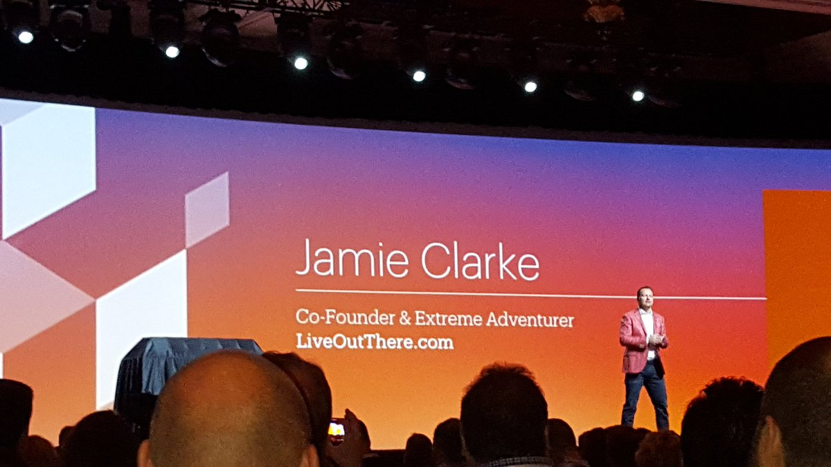 betz826: Magic Johnson is in the house at #MagentoImagine but first Jamie Clarke https://t.co/ADtEFC4Kpd