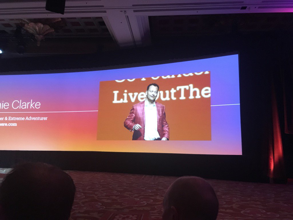 brentwpeterson: Host the Oscars ? @JC_Climbs!! #MagentoImagine https://t.co/KOZ5gl7LhZ