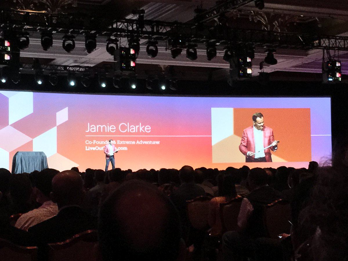 moogento: At #magentoimagine @JC_Climbs of @liveoutthere : if staff aren't getting headhunted they're out! https://t.co/s7HeJdRyej