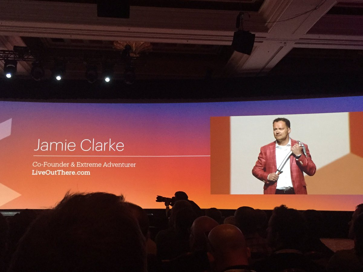 vaimoglobal: Jamie Clarke gets serious about Magento with his ice axe @JC_Climbs #MagentoImagine #Vaimo https://t.co/LsQa4ttWiz
