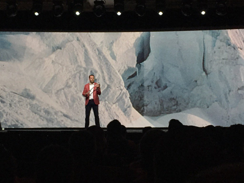 jamesdhorne: #MagentoImagine  #magento is the retailers ice axe https://t.co/deGf2gtkP6