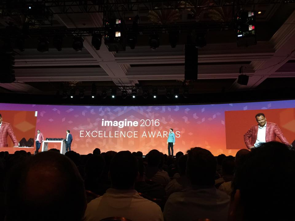 magestore: Now...It's time for #Magento awardsn#MagentoImagine https://t.co/Swfi5nN7Hz