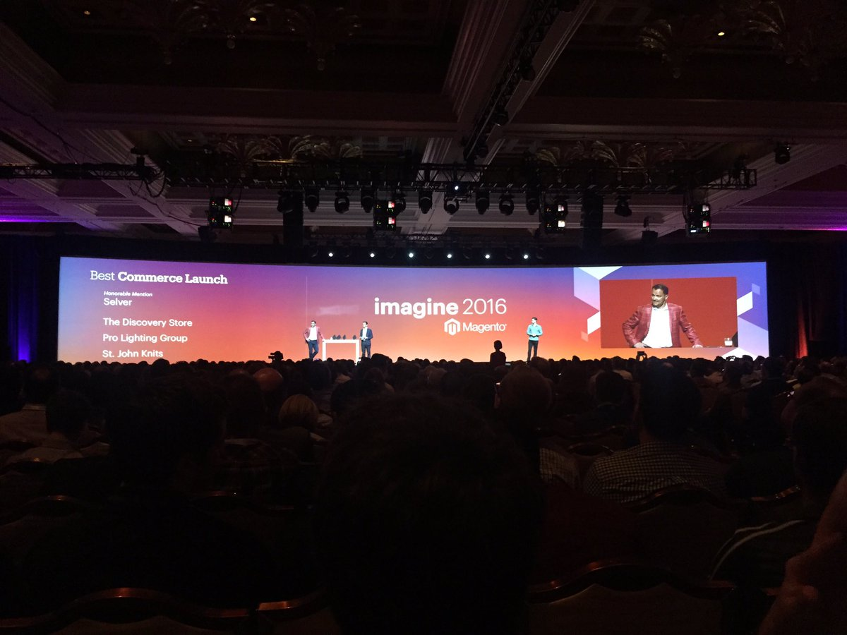 vatsalshah: #MagentoImagine finalist for best commerce launch - ProLighting by @krishtechnolab https://t.co/M4xyi4rgsi