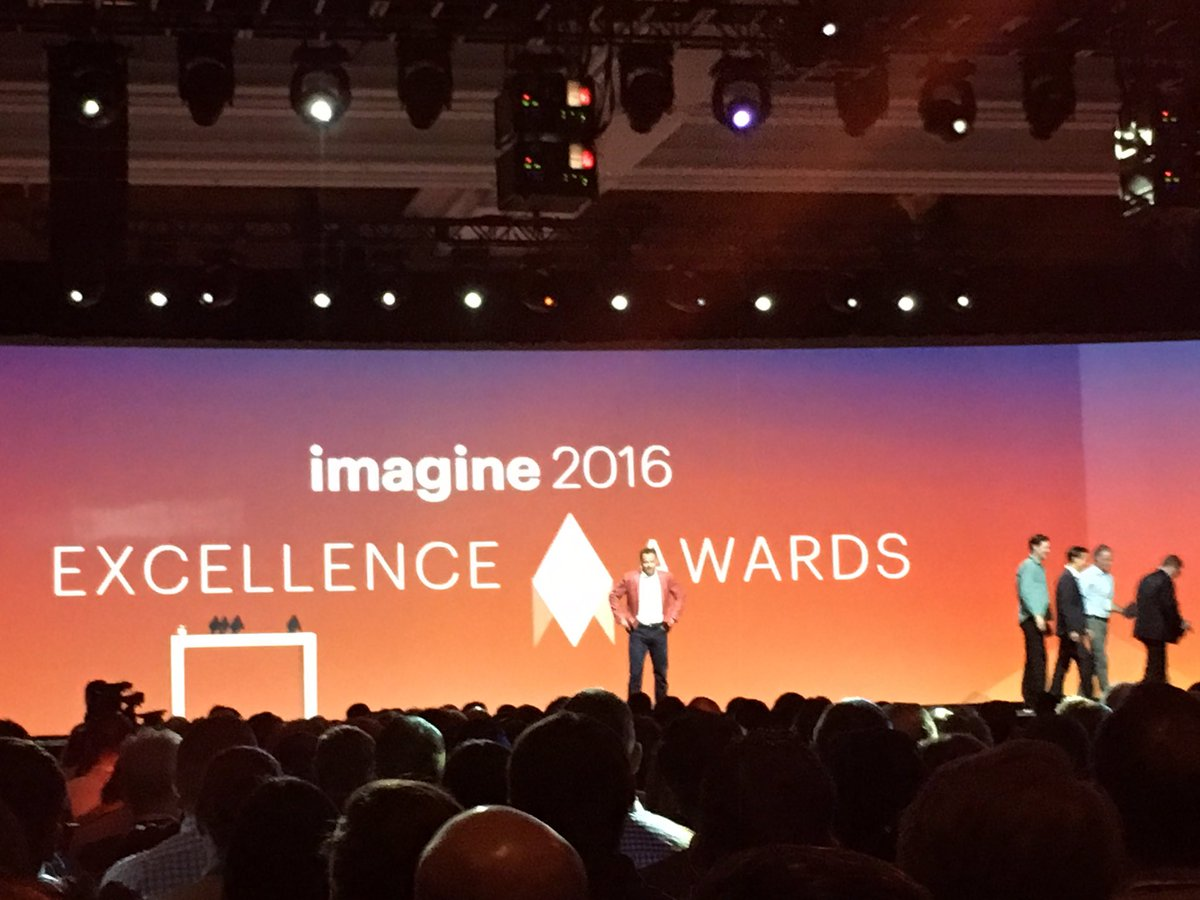 ShipperHQ: Congratulations to all of the merchant and agency winners of the Imagine 2016 Excellence Awards #MagentoImagine https://t.co/hW2XUls5GJ