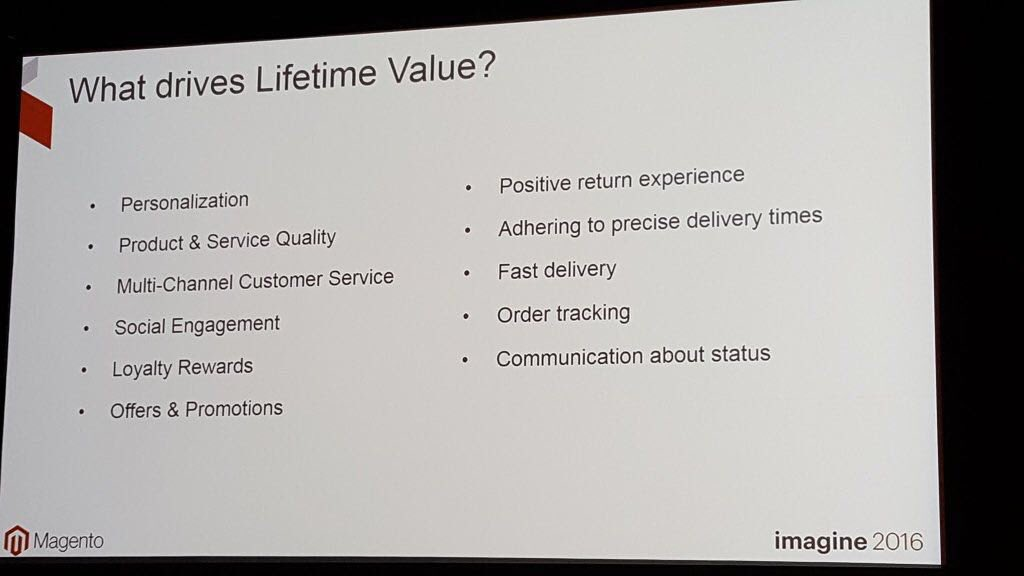 _Recolize: #Personalization is also a hot topic these days at #MagentoImagine ... Get it for free at https://t.co/ZImBpU3274 https://t.co/s3MO0CA3ed