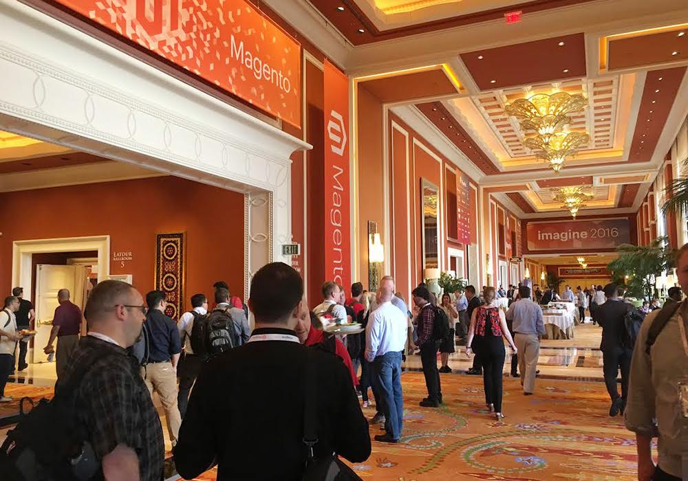 balanceinternet: Enjoying #MagentoImagine what an amazing conference #eCommerce #Magento2 #Lasvegas https://t.co/BT87fDXY1t