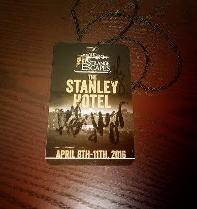 Retweet for a chance to win a Stanley Hotel lanyard signed by me, @amybruni @grantswilson & @AdamJBerry #WeirdosRule https://t.co/3jFFX0XfnC