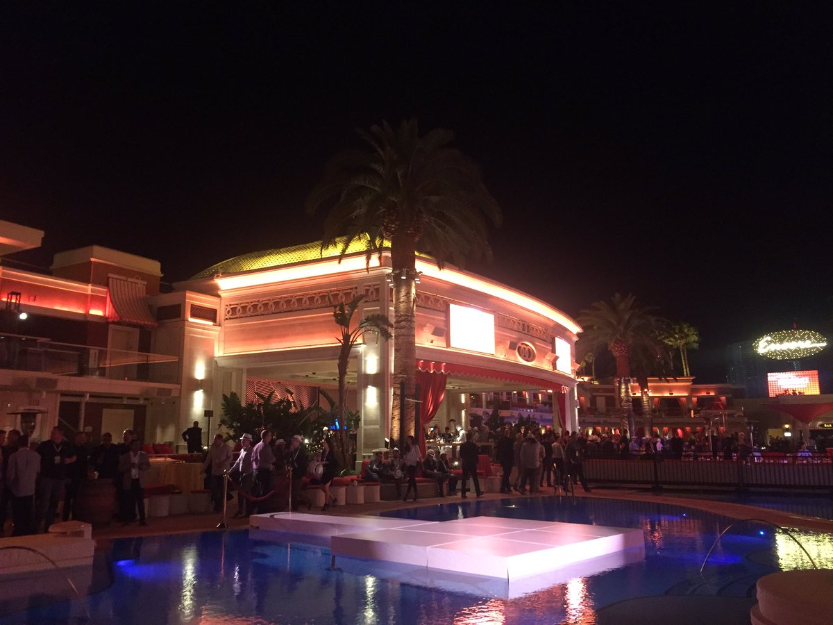 vaimoglobal: We're at the Legendary Imagine Evening Event @ the Encore Beach Club 😉 #MagentoImagine #Vaimo https://t.co/EhXdGKBZbE