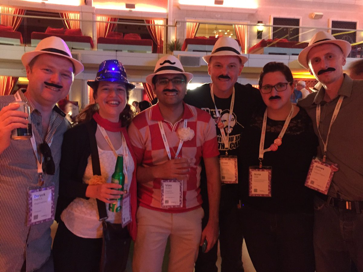 sherrierohde: Ain't no party like a #MagentoImagine party. 😜😂🎉 https://t.co/IC4UhsxGzx