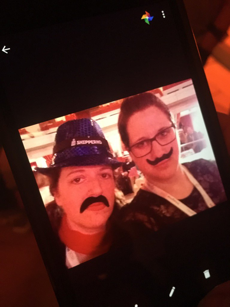 brentwpeterson: Things are going crazy at #MagentoImagine https://t.co/7h0uPEFbIe