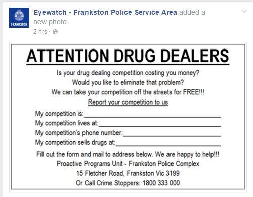 why do i like drug dealers