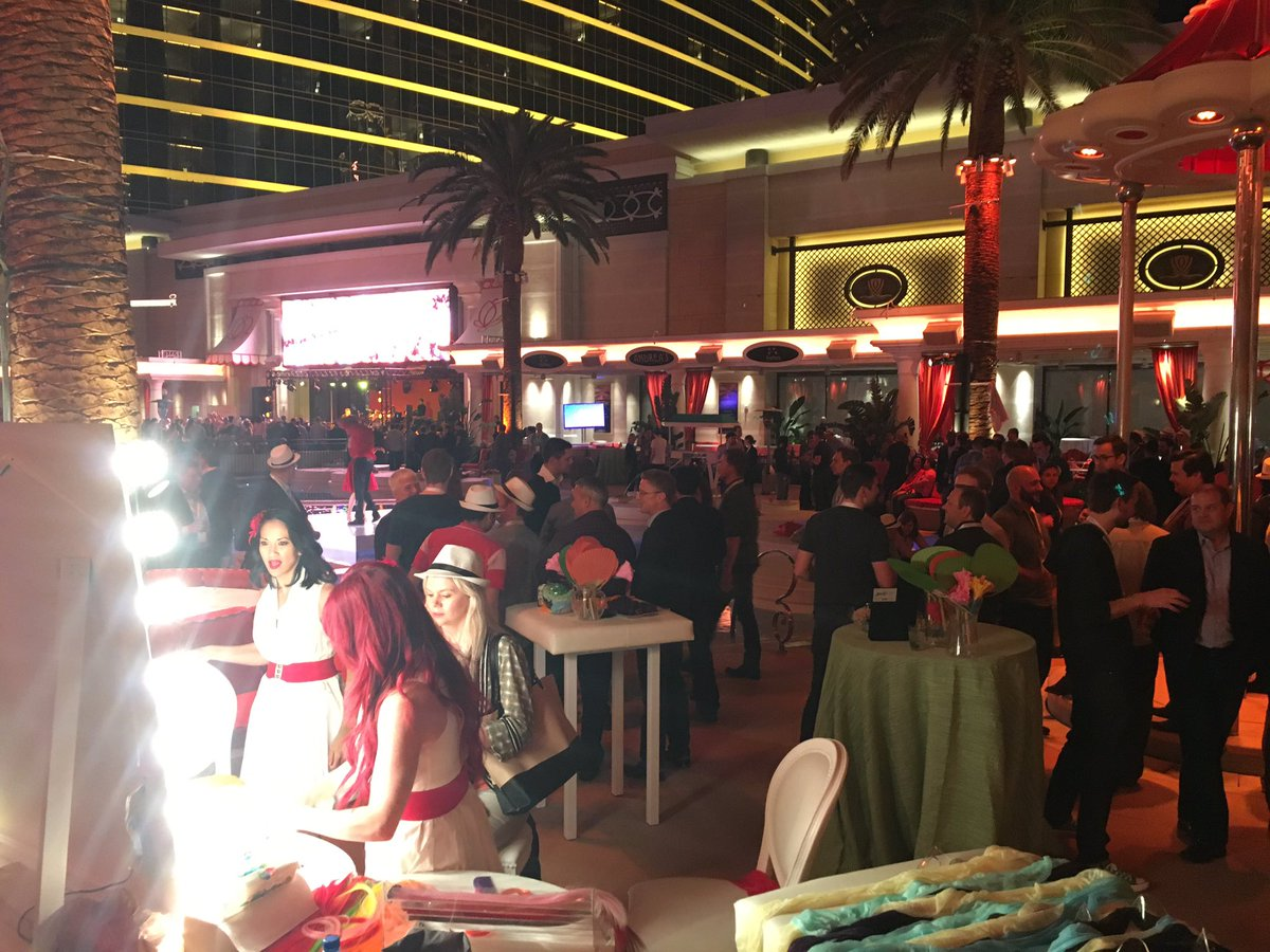 dotmailer: The Legendary #MagentoImagine party is in full swing! Thank you @magento for an amazing time! https://t.co/mA3TEoB675