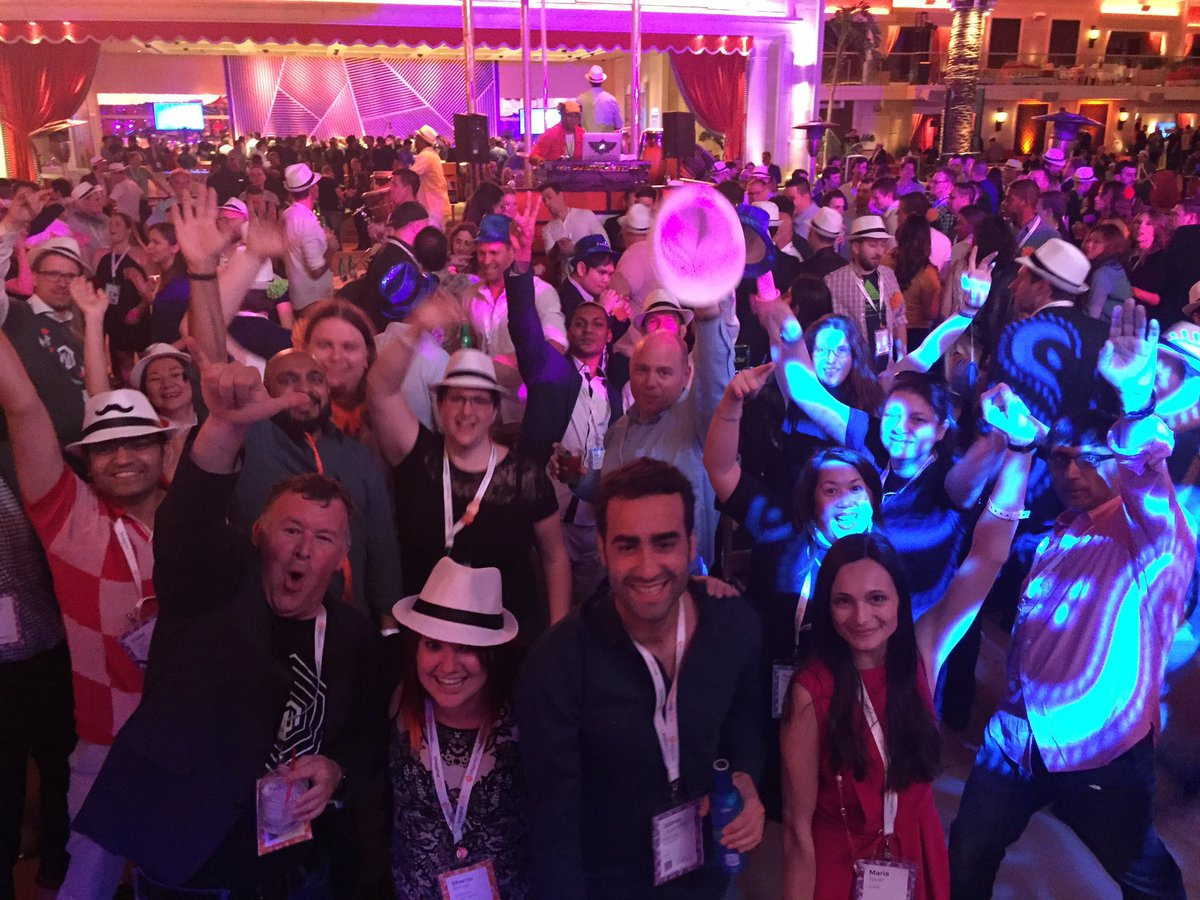 ignacioriesco: Work hard party harder. #realmagento #magentoimagine https://t.co/5FT7MMxAzy