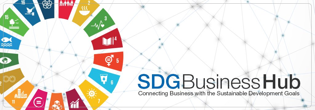 Check out our new SDG Business Hub, your one-stop-shop for understanding business & the SDGs https://t.co/GH2TaQJOJv https://t.co/hZ9We0SK6s