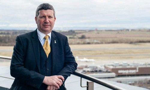 RT @InvestEdinburgh: We spoke to CEO Gordon Dewar about Edinburgh Airport's economic impact, growth & ht…