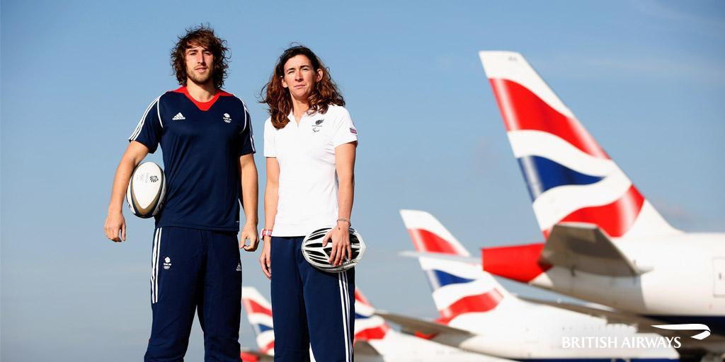 Proud to announce that we are the official airline for @TeamGB  @ParalympicsGB  for