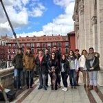 Hoy también nos han visitado alumnos del @ies_condesaeylo... Siempre es un placer recibir estudiantes ???? https://t.co/DjoqIGuGKj