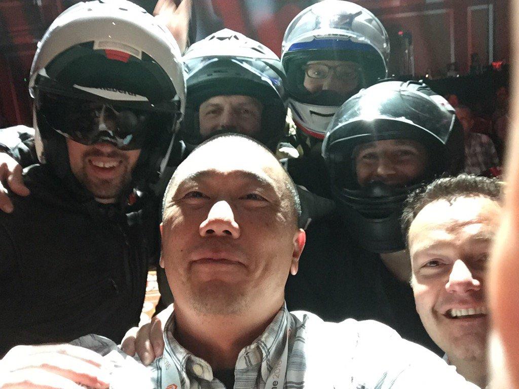 magento_rich: Selfie with @JC_Climbs and #RoadToImagine team. #MagentoImagine https://t.co/rFDhnjlGw8