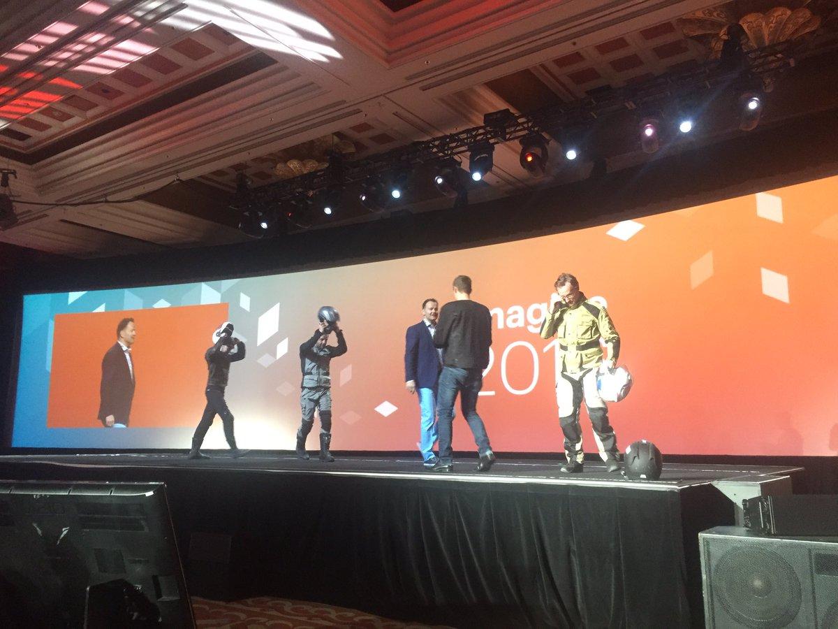 vaimoglobal: The  @RoadToImagine crew is here! @magentoimagine @vaimoglobal https://t.co/4djQLJUrT8