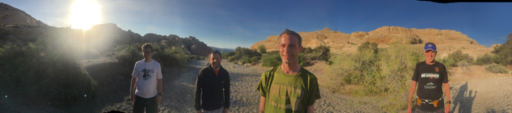 brentwpeterson: The morning #RoadToImagine crew on the trails @VinaiKopp @snowdog @drlrdsen #MagentoImagine https://t.co/O5gzD1g6tj