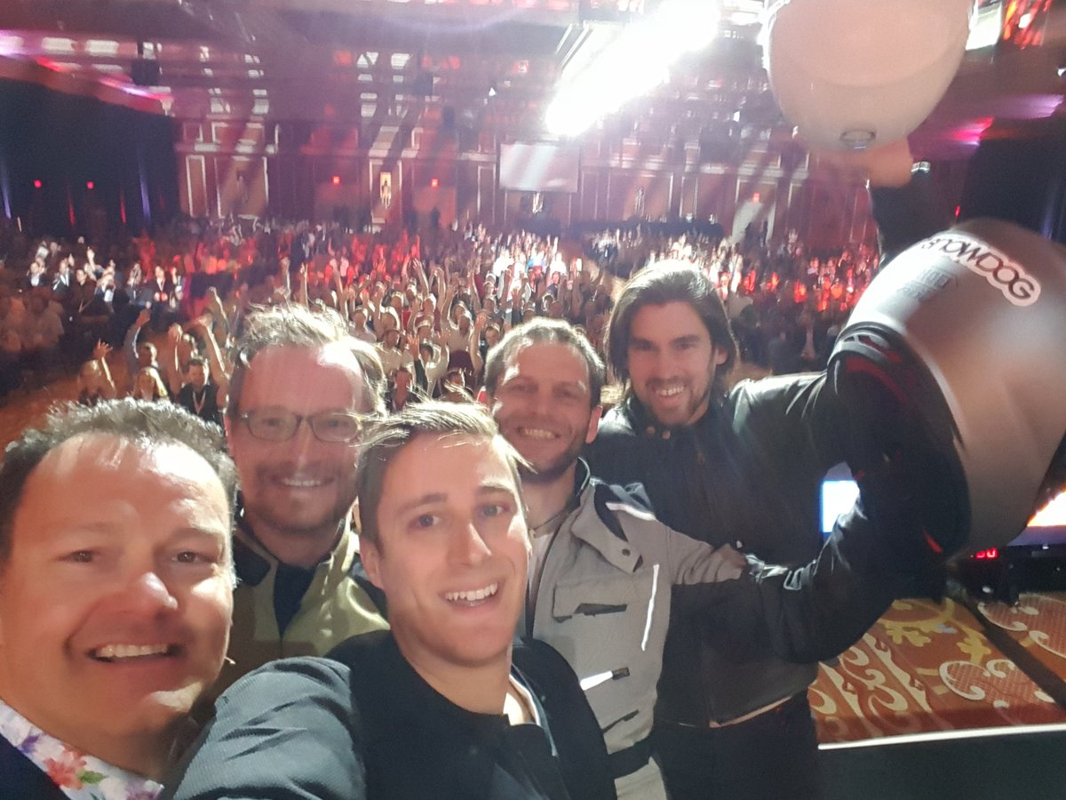 RoadToImagine: Thank you @magento & #MagentoImagine for the ride of our lives. #RoadtoImagine https://t.co/oLIydIbv97