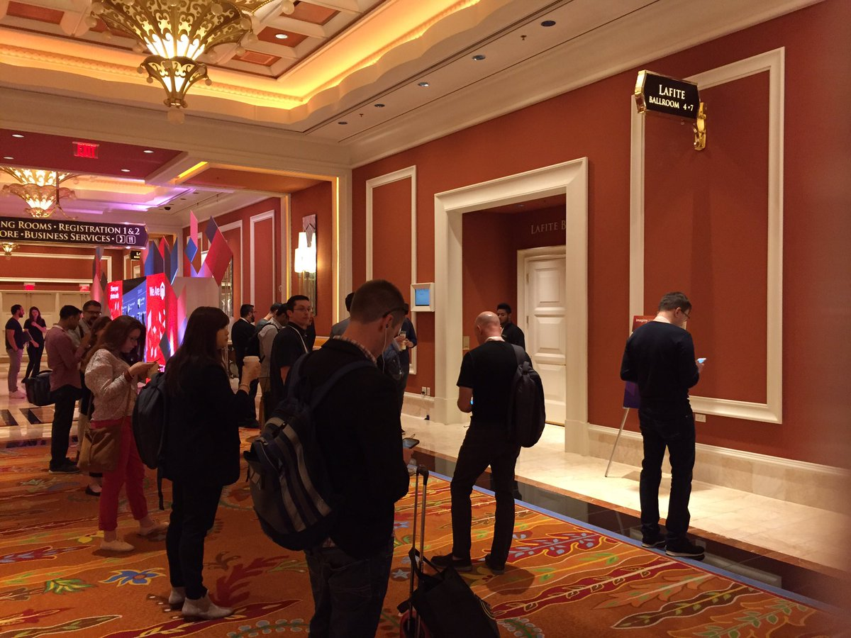 WebShopApps: Let us into the keynote!!!! #MagentoImagine https://t.co/EQmn6ByWsb