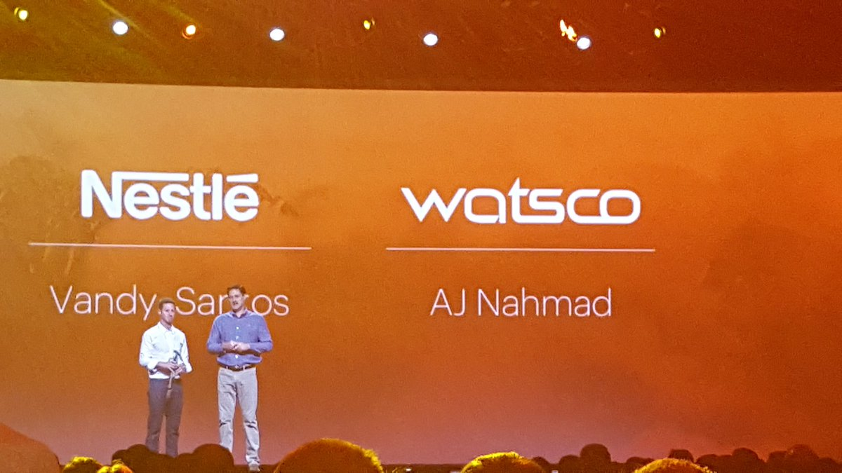 betz826: Congratulations @watsco , on your #MagentoImagine Trailblazer award! https://t.co/TIFT9LNRDk