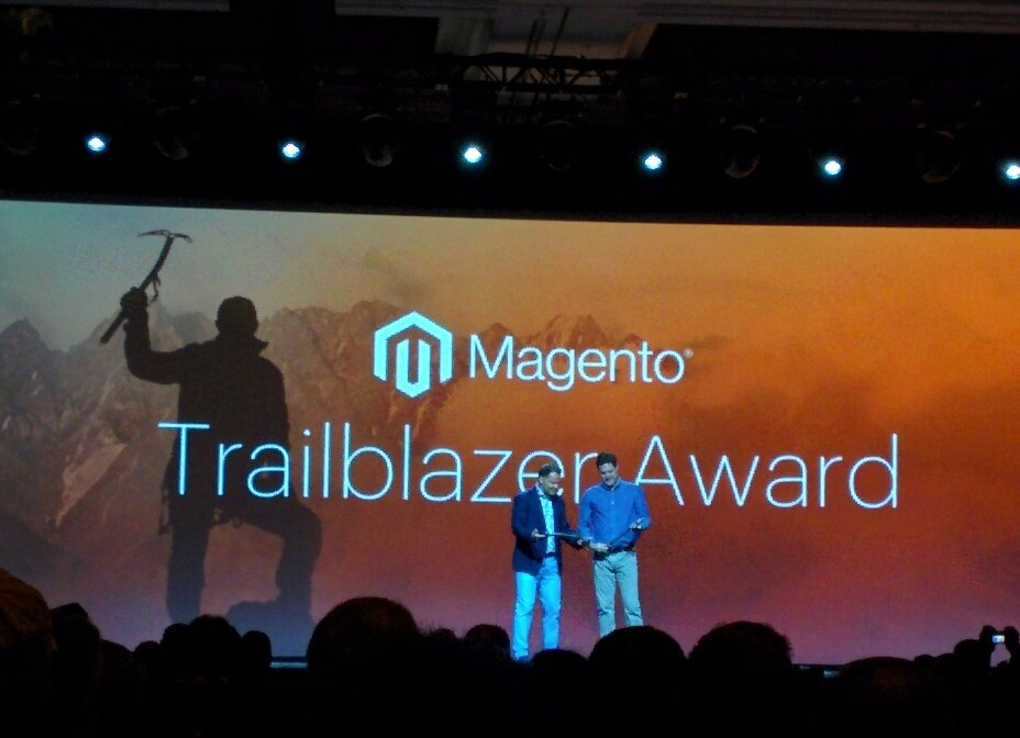 akellaram87: Who will win the Trailblazer Award?? #MagentoImagine https://t.co/yjs0smpnWh