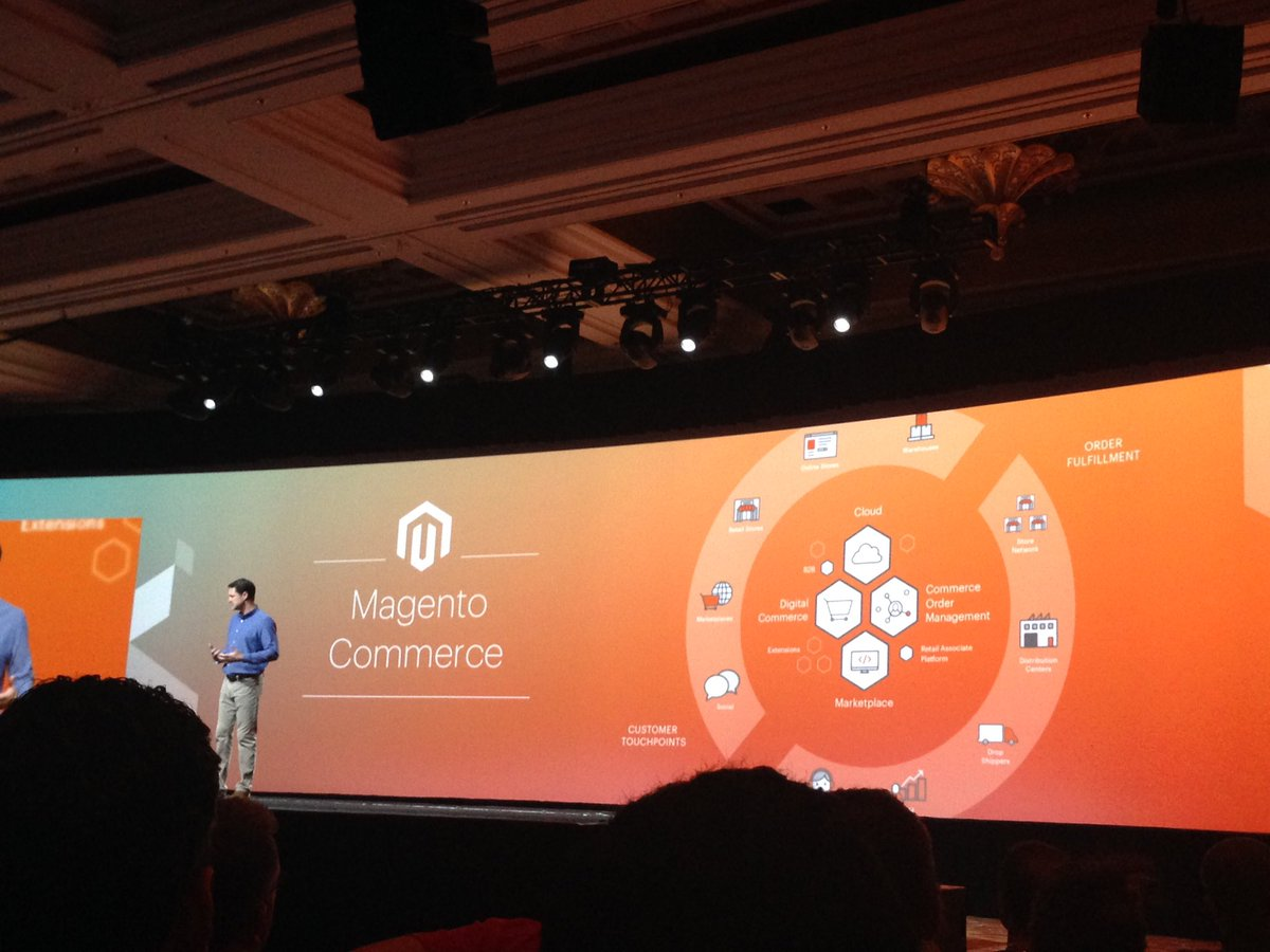 SheroDesigns: #Magento #Commerce  #Omnichannel #magentoimagine @magento https://t.co/iJhyPvzHcz