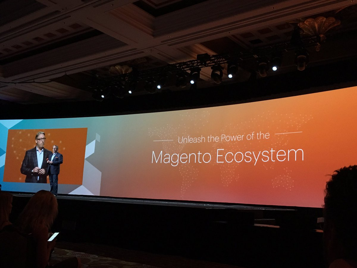 phoenix_medien: Pike that: Unleash the power of the #Magento ecosystem #MagentoImagine https://t.co/NPpKh5TOXV