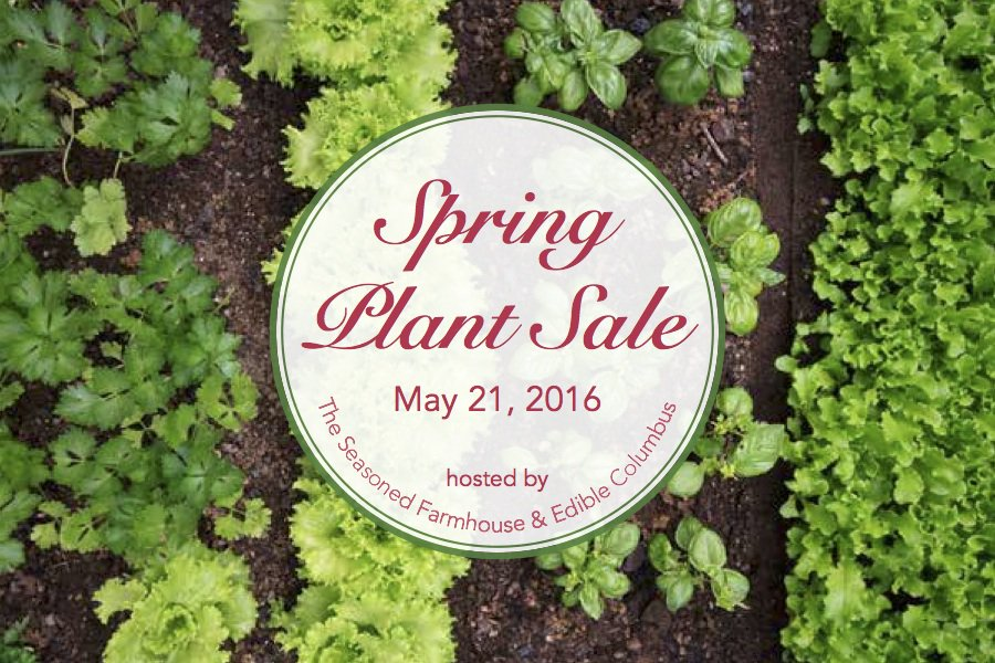 Save the date! May 21 is our garden party & plant sale @TSfarmhouse with Miller Thyme Farm: https://t.co/ksywWpFGlZ https://t.co/RmtPqoM0Fz