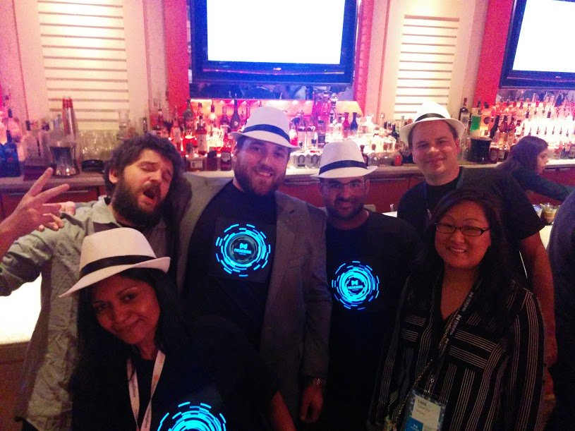 nexcess: It looks like @mbalparda missed the Team Nexcess hat memo at #MagentoImagine last night. We'll talk to him :) https://t.co/rRJ9HscdvB