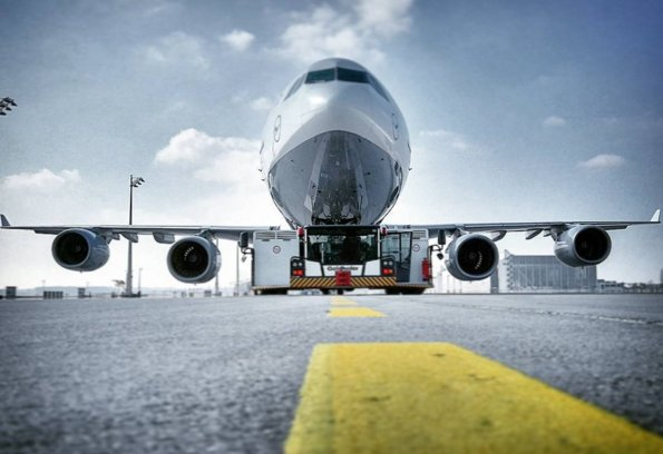 With an over 200 foot wingspan, it's no wonder I can barely fit in the picture! Photo:
