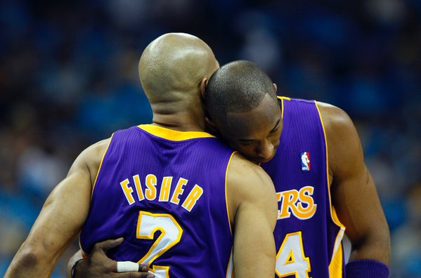 Teammate. Friend. Brother. @kobebryant you changed the game & my life. My farewell https://t.co/MjYTuGymzZ #mambaday https://t.co/RGEkvSnXjZ