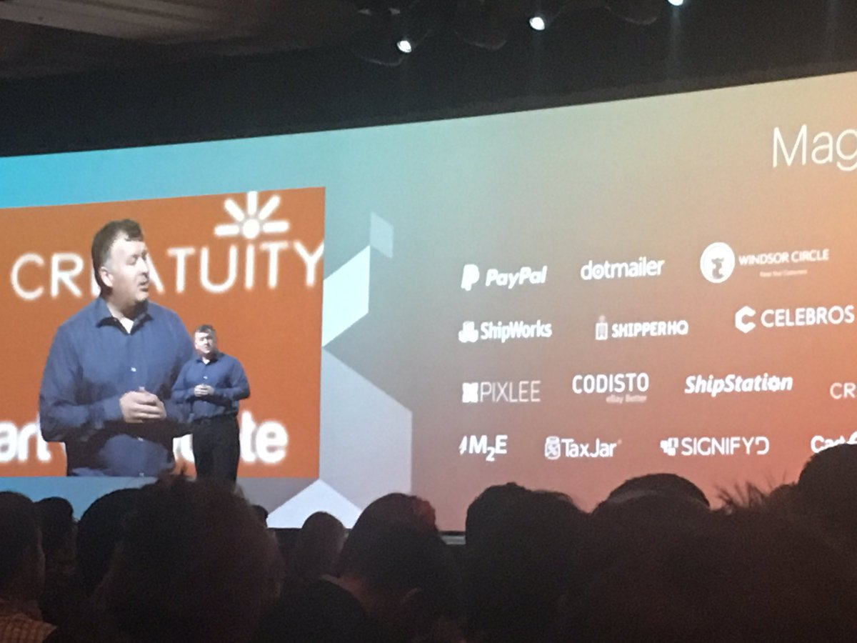 ShipperHQ: Stop by booth #210 after keynote to see how @ShipperHQ + #Magento2 makes for a powerful combination. #MagentoImagine https://t.co/8RL3BQSybS
