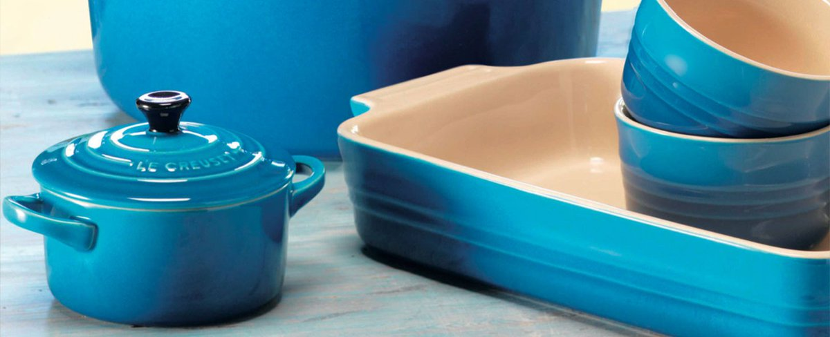 blueacorn: See what we cooked up for Le Creuset over at booth 411 - You can win a 6 piece signature set! #magentoimagine https://t.co/HNa59x1N9g