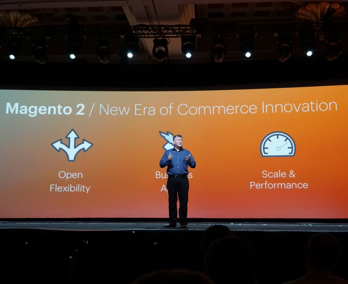 wejobes: More Magento 2 goodness at #MagentoImagine https://t.co/pU7uk7yUPe