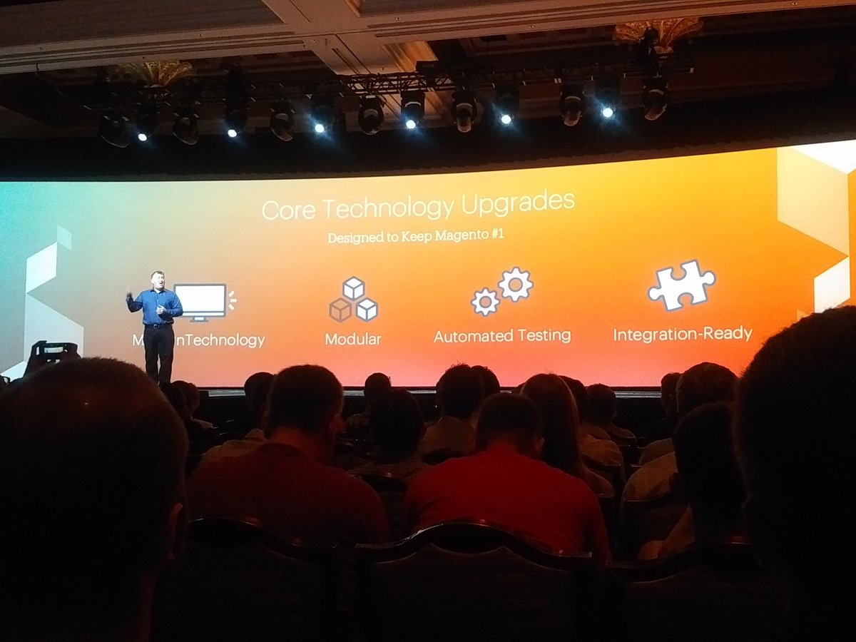 icubeus: Under the hood with M2 #MagentoImagine https://t.co/dAfRzQShvT