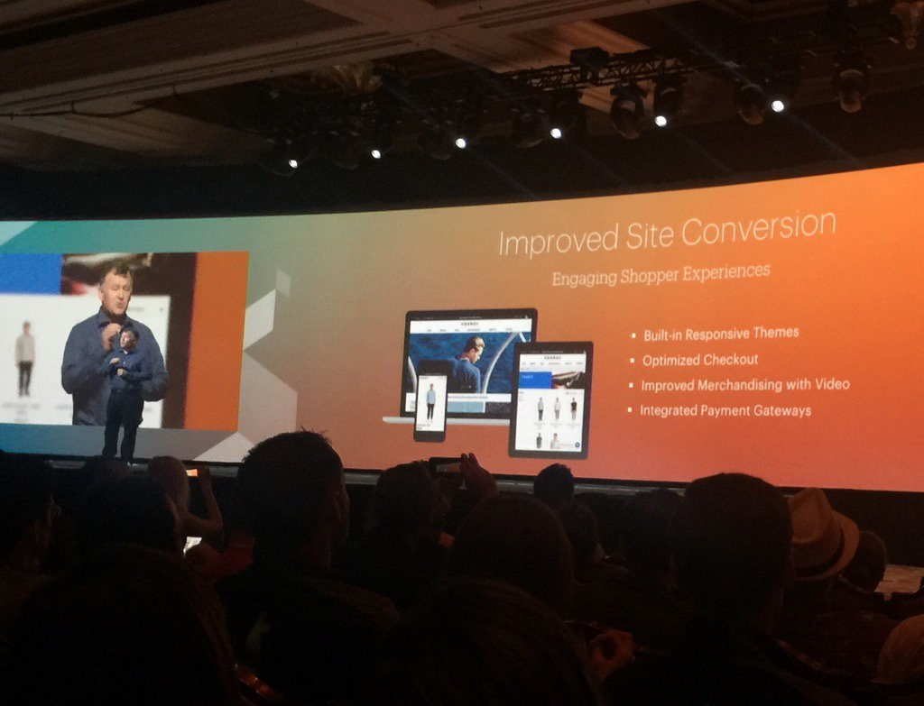 dotmailer: Venroy featured in keynote 3 of #MagentoImagine https://t.co/BuW3I0ie70