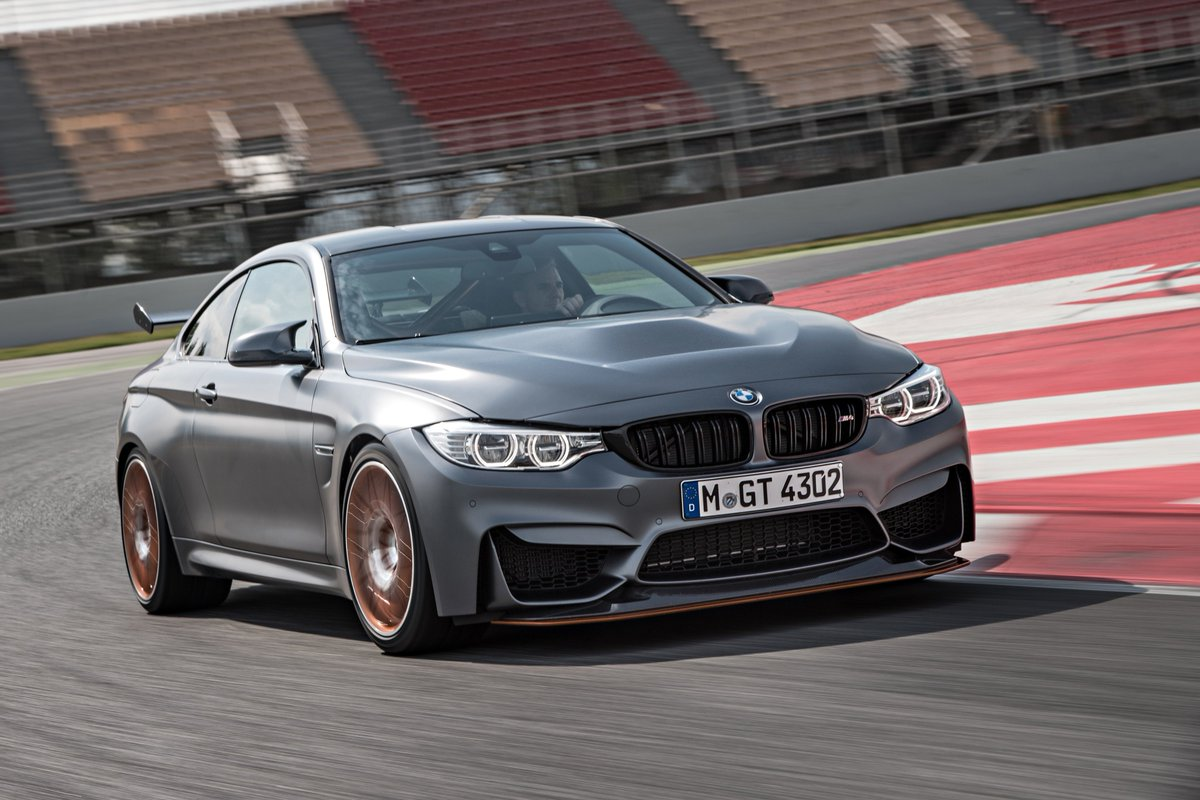 We took the BMW M4 GTS to the race track. Stay tuned for our driving impressions! https://t.co/PZQhQuWsPs