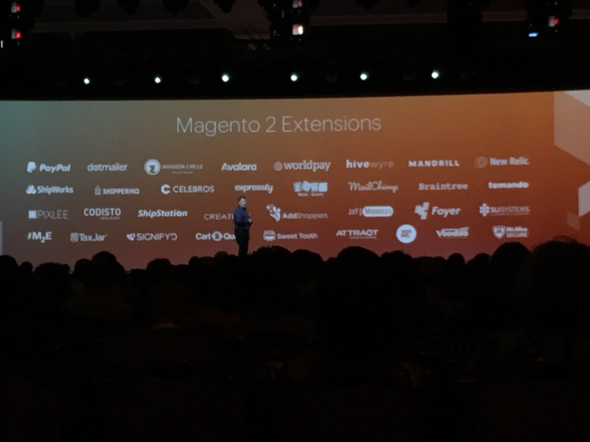 signifyd: Proud to be the 1st & only #fraud protection app on @Magento Marketplace! #MagentoImagine https://t.co/x15GlnvwQ0 https://t.co/xK5W40pnlu